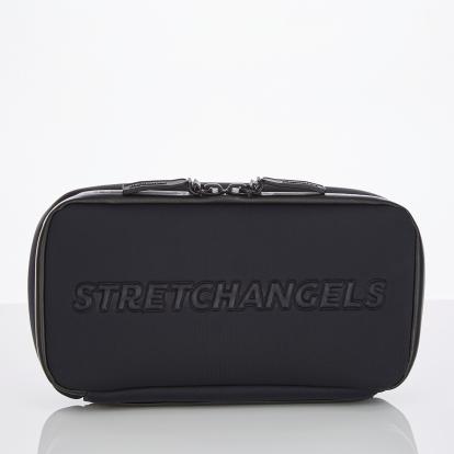 [N.E.O] Round SQ belt bag (Black)