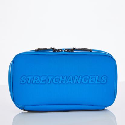 [N.E.O] Round SQ belt bag (Blue)