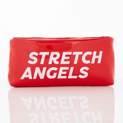 [E.N.M] Enamel logo belt-bag XS (Red)