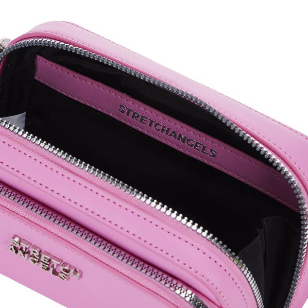 PANINI mini double bag (Hot pink)