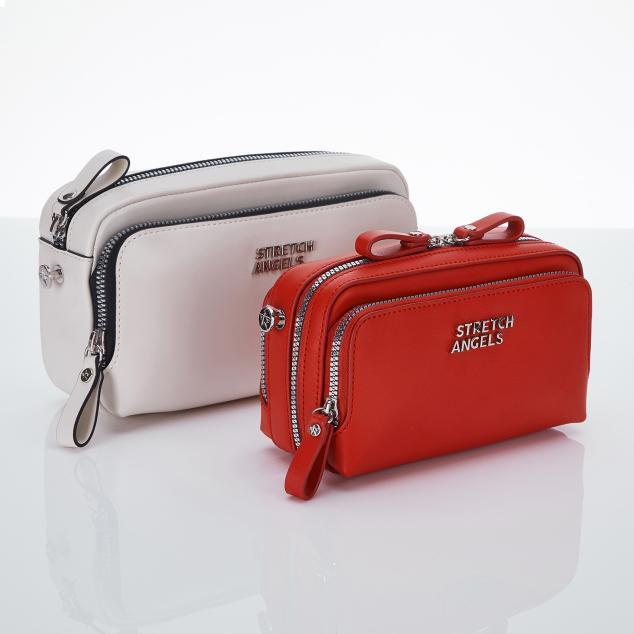 PANINI mini double bag (Red)