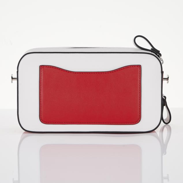 PANINI color block bag (Brown)