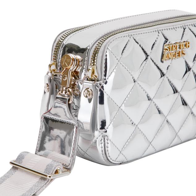 PANINI waffle bag (Silver)