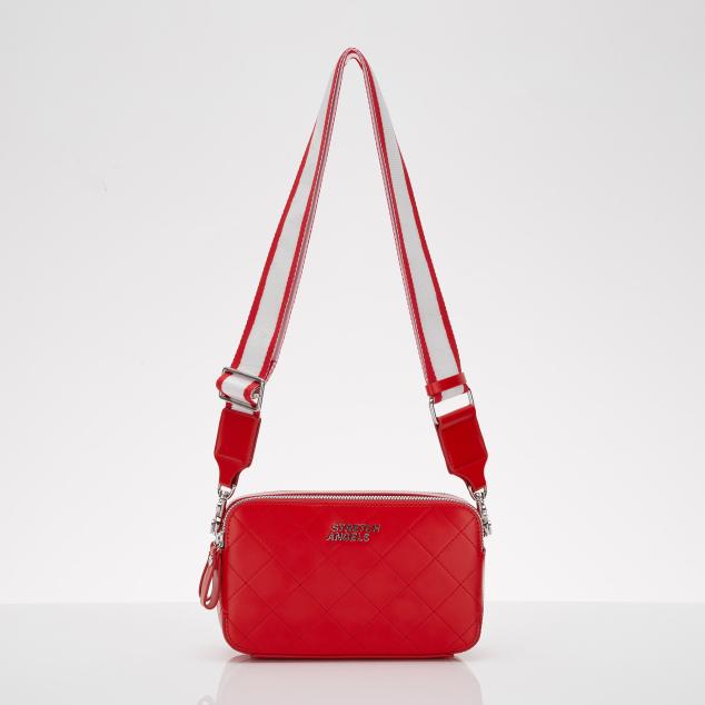 PANINI waffle bag (Red)