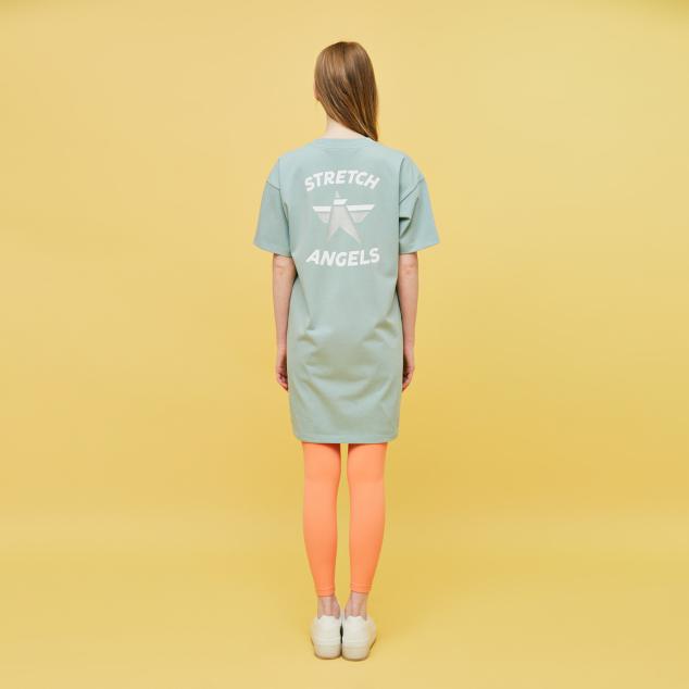 SA Hight waist leggings (Coral)