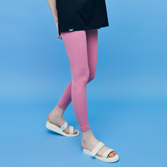 SA Hight waist leggings (Light violet)