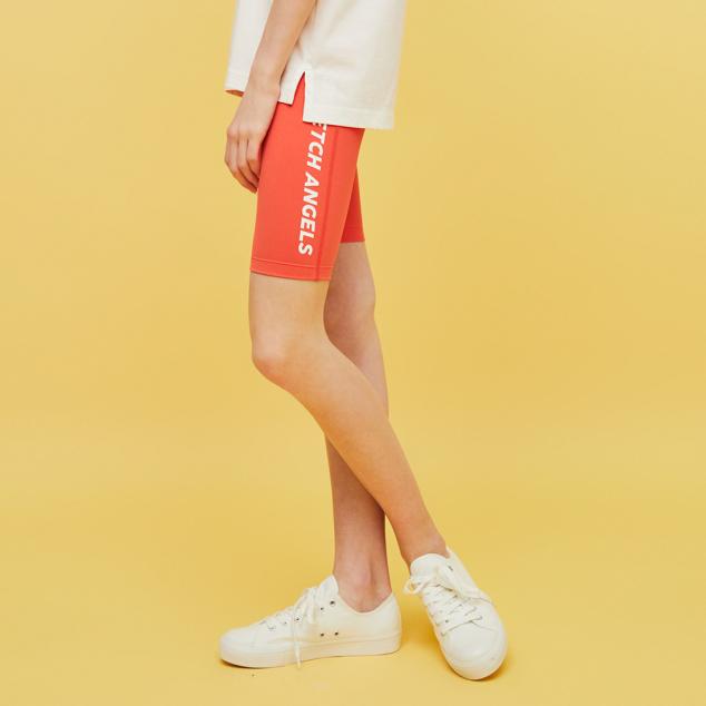 SA short leggings (Red)