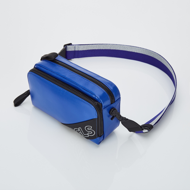 PANINI SGLS corner point bag (Blue)