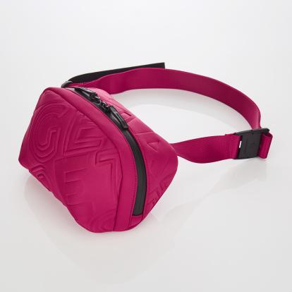[N.E.O] SA 2way fanny-bag (Plum)