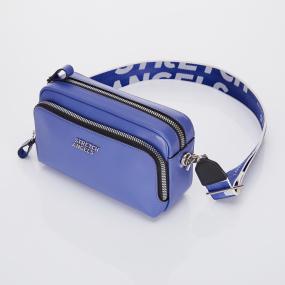 PANINI metal logo solid bag (Violet)