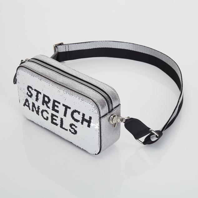 PANINI double spangle bag (Silver)