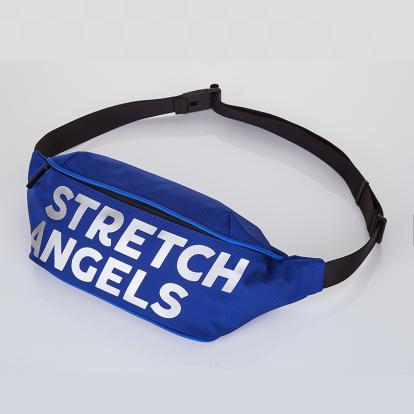 [L.P.Y] logo MEGA fanny-bag (Blue)