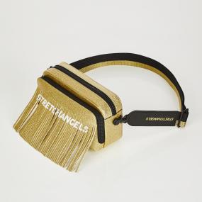 PANINI metalic tassel bag (Gold)