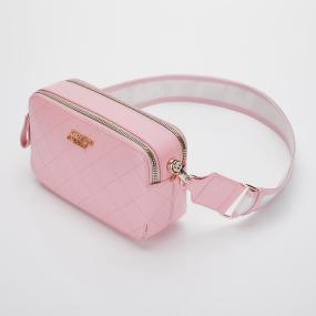 와플 파니니백 (라이트 핑크)