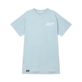 미니 마우스 롱 티셔츠 (민트)