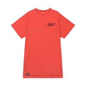 Minnie-mouse long T-shirts (Red)