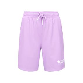 SA basic jersey shorts (Light violet)