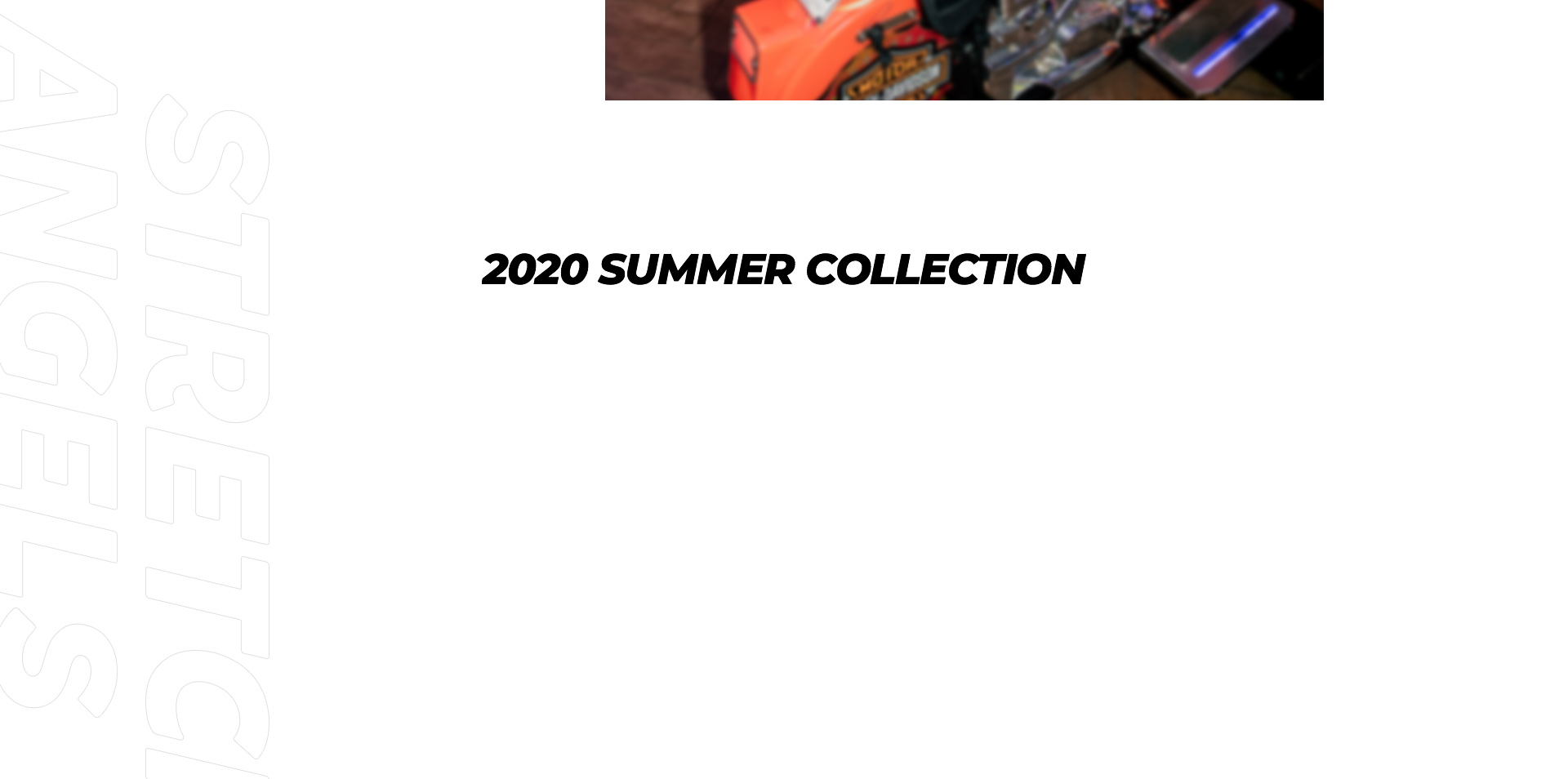STRETCH ANGELS 2020 SUMMER COLLECTION