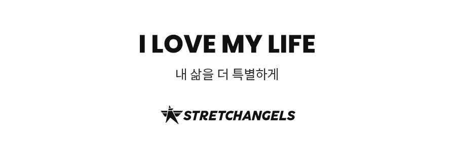스트레치엔젤스(STRETCH ANGELS) 마카롱 호보백_블랙 (SWBG01414-BKS)